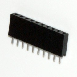 China - 10 Pin Female Header