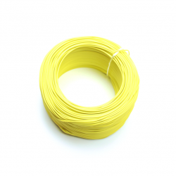 Robotistan - 100 Meter Multicore Mountage Cable - Yellow