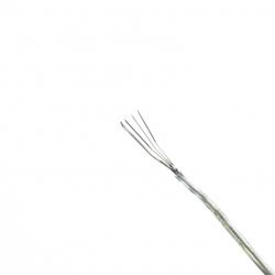 100 Metre Çok Damarlı Montaj Kablosu 24 AWG - Gri - Thumbnail
