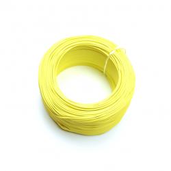 100 Metre Çok Damarlı Montaj Kablosu 24 AWG - Sarı - Thumbnail