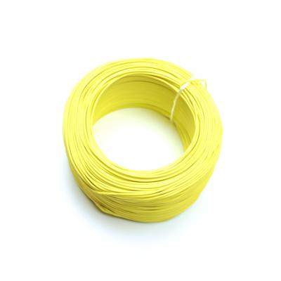 100 Metre Çok Damarlı Montaj Kablosu 24 AWG - Sarı