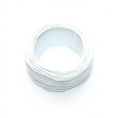100 Metre Tek Damarlı Montaj Kablosu 24 AWG - Beyaz