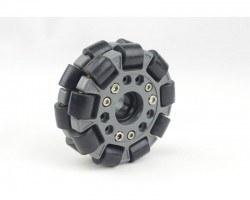 100 mm Double Plastic Omni Whells - Thumbnail