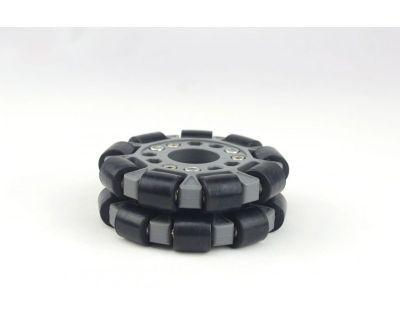100 mm Double Plastic Omni Whells