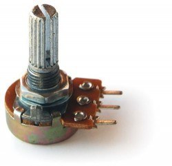 Robotistan - 100K Potansiyometre - WH148