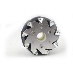 100 mm Alüminyum Mecanum Tekerlek Seti - 14162 - Thumbnail