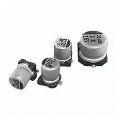 100 uF 35 V SMD Elektrolit Kondansatör (6x7 mm) - Thumbnail