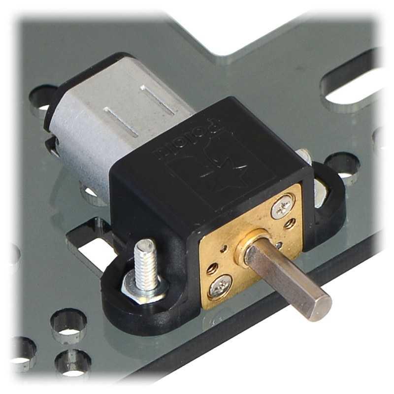10:1 12 V 3000 RPM Karbon Fırçalı Mikro Metal DC Motor Satın Al
