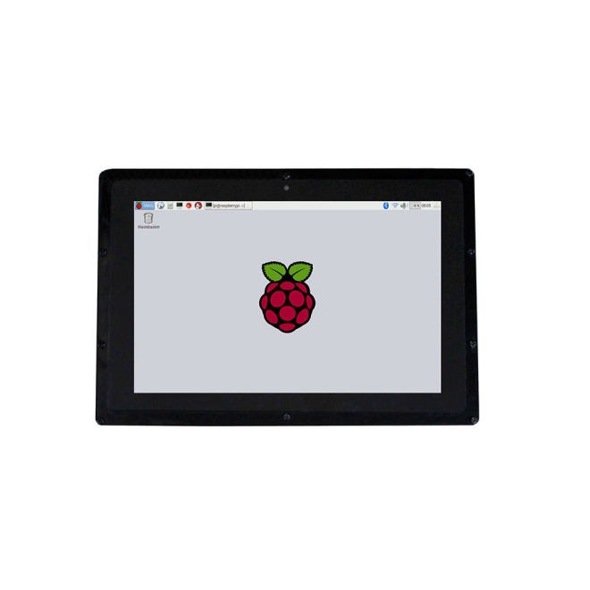 10.1 inch HDM Capacitive Touch IPS LCD Screen with Case - 1280x800