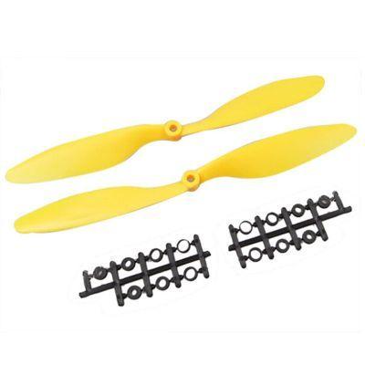 1045 Sarı Plastik CW/CCW Pervane Seti