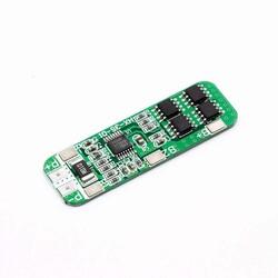 6A-10A 18650 Lityum Pil Koruma Kartı - 11.1V 12.6V (Aşırı Şarj - Deşarj ve Aşırı Akım Koruması) - Thumbnail