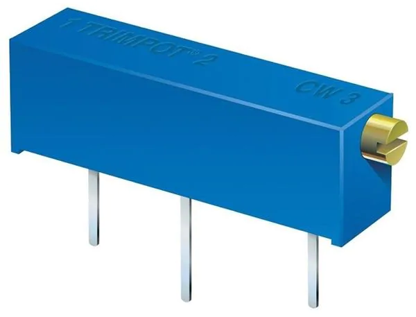 10K Multi-turn Trimpot (Horizontal) - 3006P-1-103