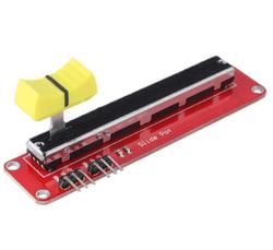 10kOhm Linear Potansiometer - Thumbnail
