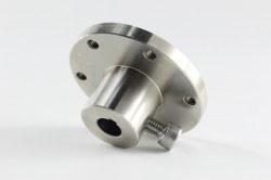 10 mm Kama Boşluklu Çelik Göbek - Universal, 18029 - Thumbnail