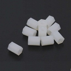 Image of 10mm Plastic Spacer