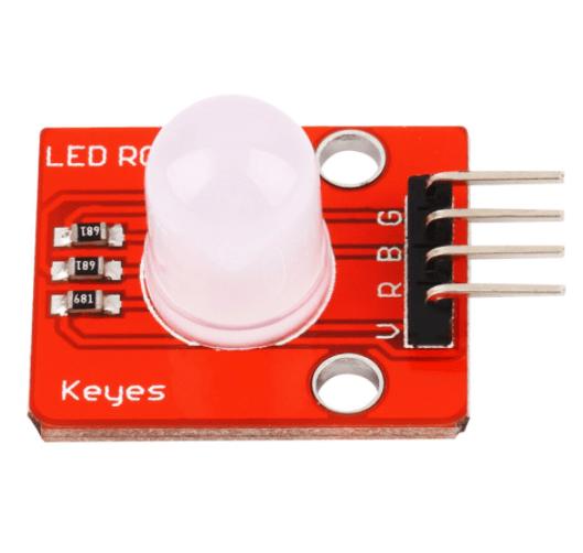 10mm RGB LED Modul