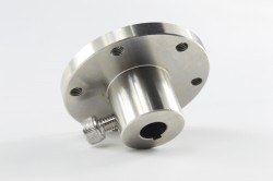 10mm Stainless Steel Key Hub 18029 - Thumbnail