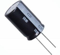 SAMWHA - 10 uF 100 V Elektrolit Kondansatör