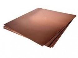 10x10 cm Bakır Plaket - FR2 - Thumbnail