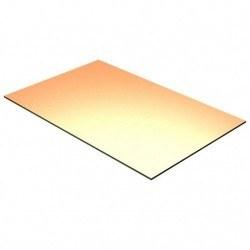 10x15 cm Bakır Plaket - FR2 - Thumbnail