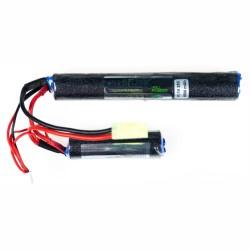 11,1V 3S Airsoft Lipo Batarya 1500mAh 25C - (18x65 + 18x130) - Thumbnail