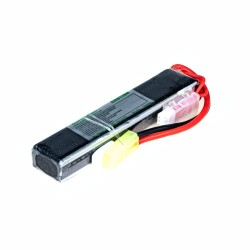 Full Power - 11,1V Airsoft Lipo Battery 1200mAh 20C - (16x20x106)