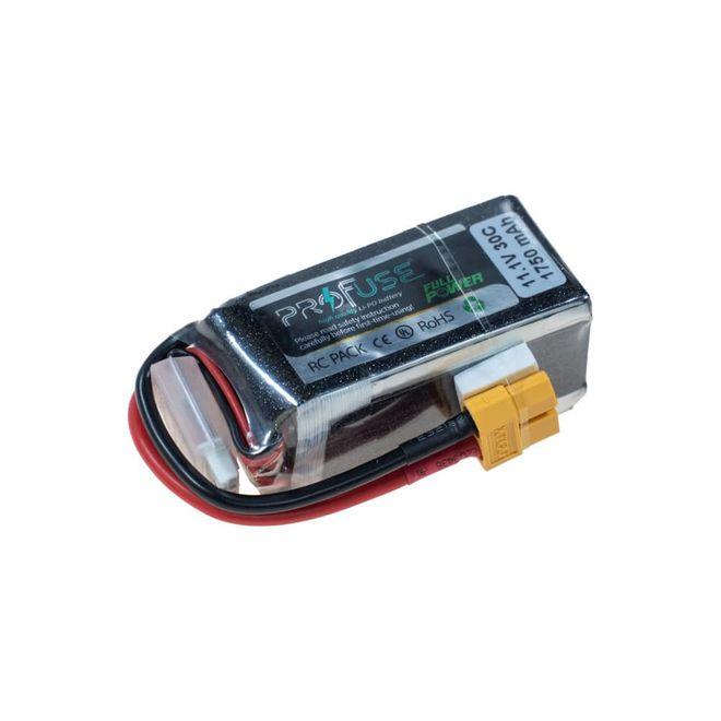 11.1 V 3S Lipo Batarya 1750 mAh 30C