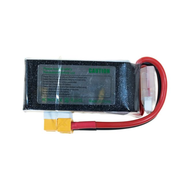 11.1 V 3S Lipo Batarya-Pil 1750 mAh 30C