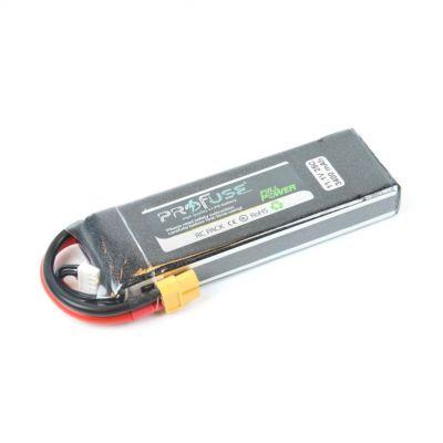 11.1 V 3S Lipo Batarya 3400 mAh 25C
