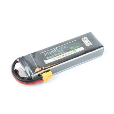 11.1 V 3S Lipo Batarya 4000 mAh 25C