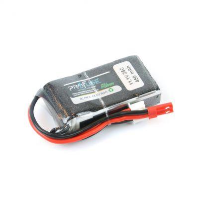11.1 V 3S Lipo Batarya 450 mAh 25C