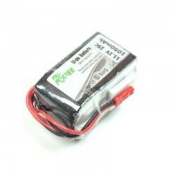 11,1V Lipo Battery 1050mAh 25C - Thumbnail