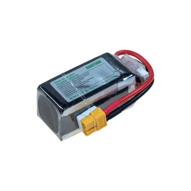 11,1V Lipo Battery 1750mAh 30C