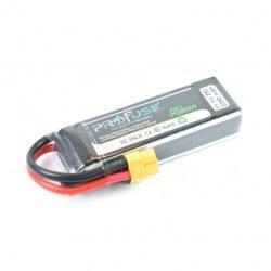 11,1V Lipo Battery 2250mAh 25C - Thumbnail