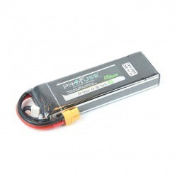 11,1V Lipo Battery 3400mAh 25C - Thumbnail
