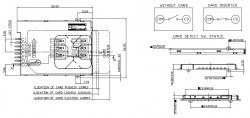 115A-ADA0-R02 - SIM Kart Konnektör - Thumbnail