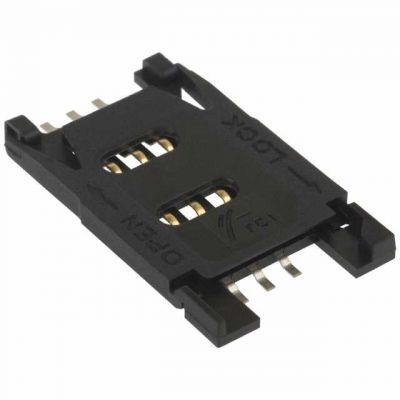 115B-AAA0-R - SIM Kart Connector
