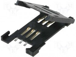 115B-AAA0-R - SIM Kart Connector - Thumbnail