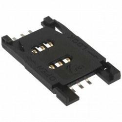 Jc - 115B-AAA0-R - SIM Kart Konnektör
