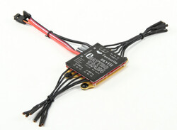 China - 12 A 2S-4S Favourite SKY III Quattro 4 in 1 ESC - Brushless Speed Controller