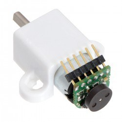 12 CPR Magnetic Encoder for Micro Metal Gearmotors - Thumbnail