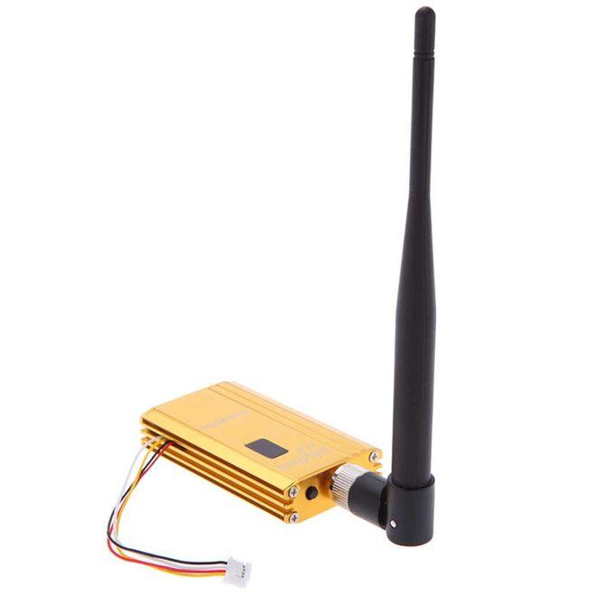 1.2 Ghz 1500 mW 8 Kanal FPV Kablosuz Görüntü Aktarıcı Set