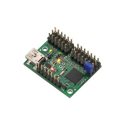 Pololu - 12 Kanal USB Servo Motor Kontrol Kartı - PL-1352