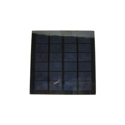 Robotistan - 12 V 150mA Solar Battery - Solar Panel 110x110mm