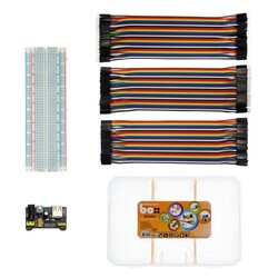 Robotistan - 120 Pieces 200 mm Jumper Cable Set