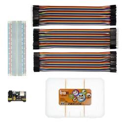 Robotistan - 120 Pieces 300 mm Jumper Cable Set