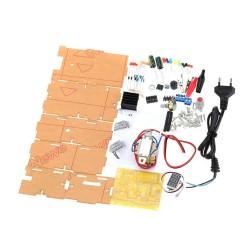 Robotistan - 1.25V-12V Ayarlanabilir Güç Kaynağı - LM317 (Kendin Yap)