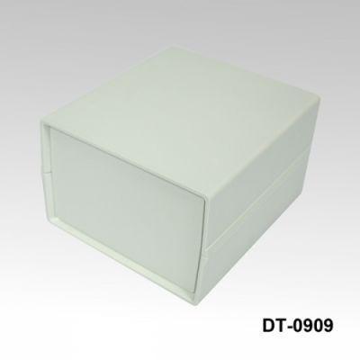 126 x 137 x 82 mm Proje Kutusu - DT-0909 (Açık Gri)