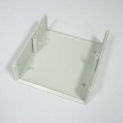126 x 137 x 82 mm Proje Kutusu - DT-0909 (Açık Gri) - Thumbnail