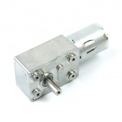 Image of 12V 10Rpm L-type DC Gearbox Motor